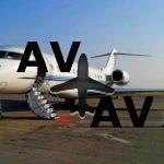 Бизнес-джет в Ташкентском аэропорту