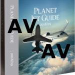 Мировая премьера Planet Jet Guide 2017/2018