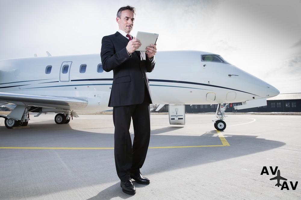 Чартерные самолеты авиакомпании